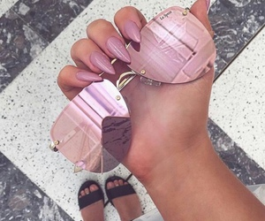 accessories, nail, and nail polish image