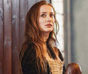 outlander, lotte verbeek, and geilis duncan image