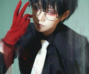 tokyo ghoul and cosplay image