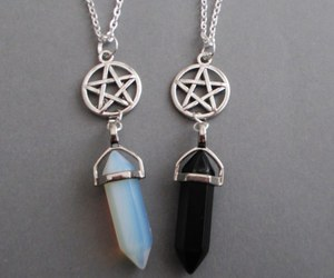 goth, gothic, and jewelry image