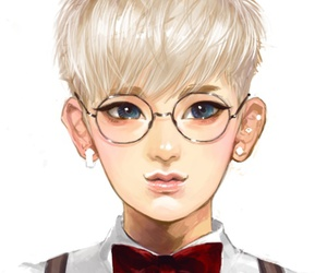 asian, Chen, and style image