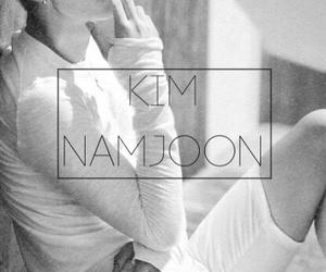 bts, kim namjoon, and bangtan boys image