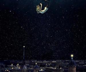 night, city, and Dream image