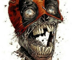 zombie and deadpool image