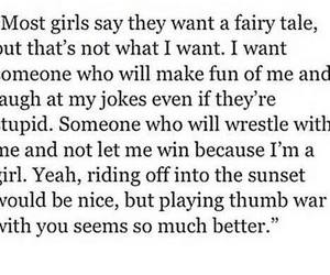 girl, love, and fairy tale image