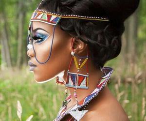 woman, beautiful, and beauty image