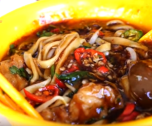 chilli, chinese food, and pork image