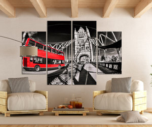 black and white, etsy, and wall art gift image