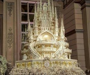 cake and wedding image