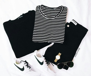 outfit, style, and nike image