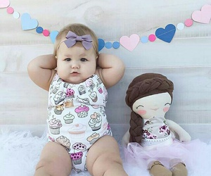 baby, lovely, and love image