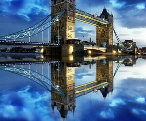 london, Londres, and towerbridge image