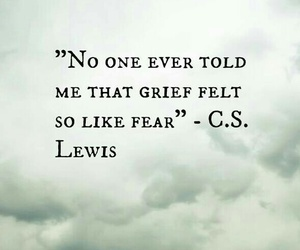 grief, life, and quotes image