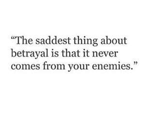 quote and betrayal image