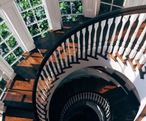 stairs, house, and home image