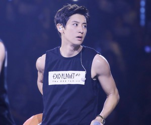concert, handsome, and happy virus image