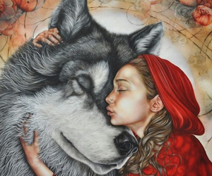 wolf and love+ image
