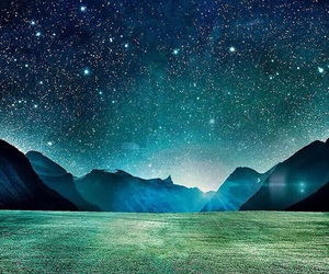 stars, wallpaper, and night image