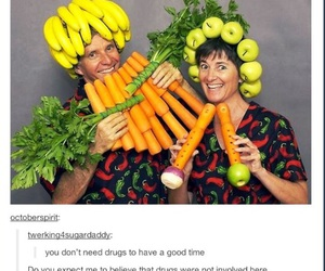 funny, tumblr, and drugs image