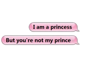 overlay, png, and princess image