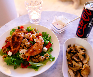 food, luxury, and healthy image