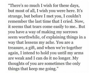 i wish you were here, quotes, and text image