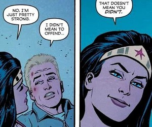 comics, DC, and feminism image