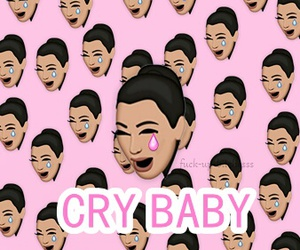 crybaby, cry baby, and kim image
