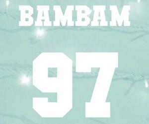 bambam and got7 image