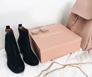fashion, shoes, and acne studios image