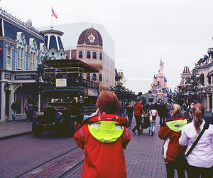 disney world and helly hansen image
