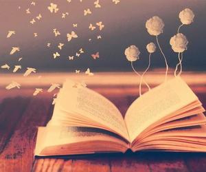 beautiful, fondos, and books image
