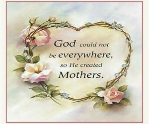 mothers day, quote, and love image