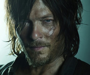 twd, daryl, and daryl dixon image