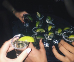party, tequila, and alcohol image