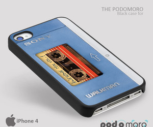 for, retro, and phone case image