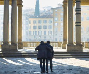 italy, florence, and hugh dancy image