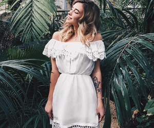 dress and lookbook image