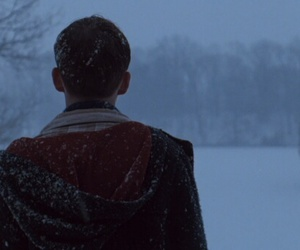 dead poets society, movie, and winter image
