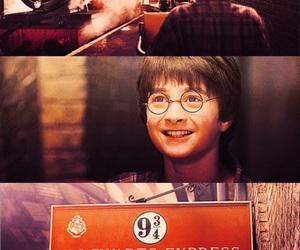 harry potter, hogwarts, and hogwarts express image