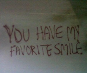 smile, love, and grunge image