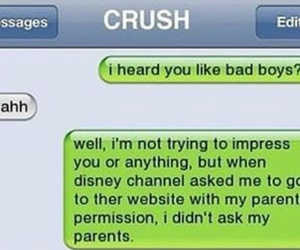 crush and sms image