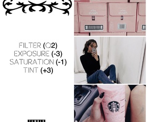 aesthetic, editing, and feed image