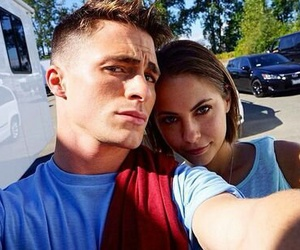 willa holland and teen wolf image