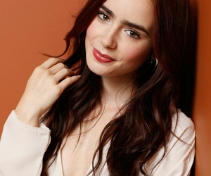 lily collins, the mortal instruments, and clary fray image