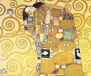 Gustav Klimt, klimt, and art image