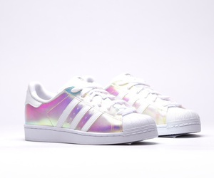 adidas, casual, and hologram image