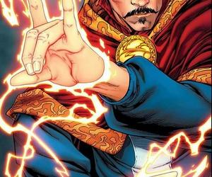 Marvel and strange doctor image