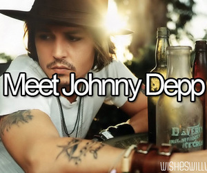 asshole, because, and depp image