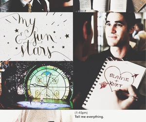 aesthetic, glee, and darren criss image